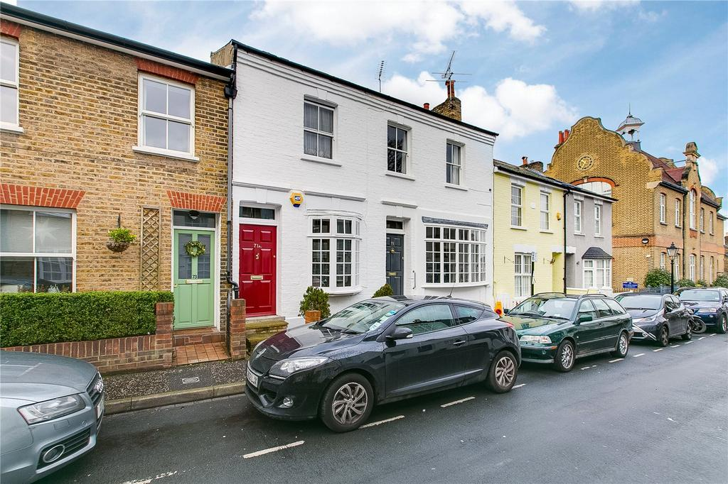 2 Bedrooms Terraced House for sale in Princes Road, Richmond, Surrey