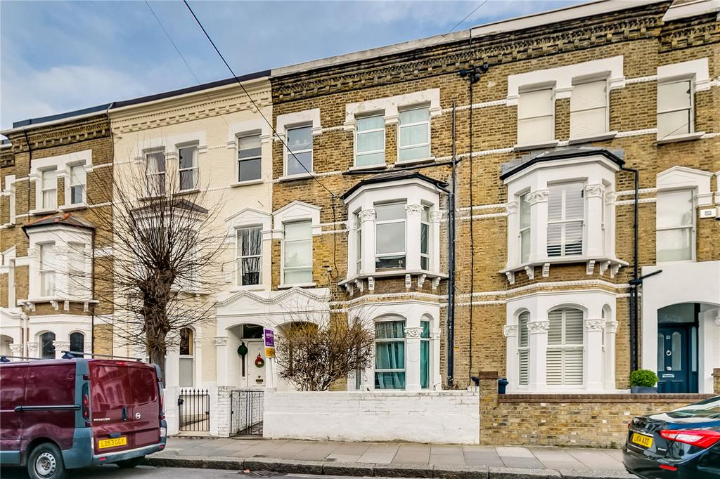6 Bedrooms Terraced House for sale in Chesilton Road, Fulham, London