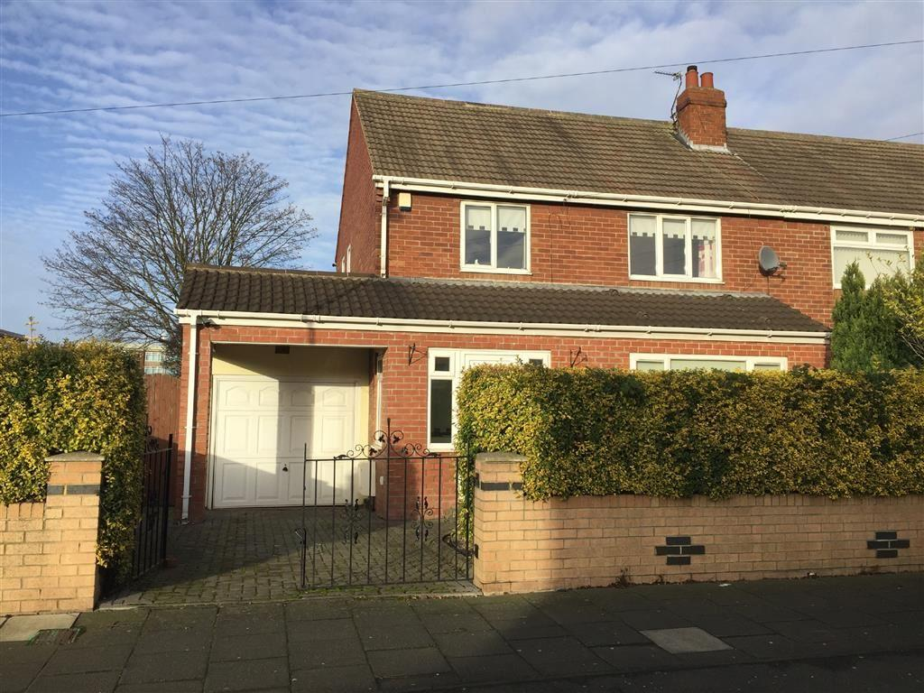 3 Bedrooms Semi Detached House for sale in Ennerdale Road, Newcastle Upon Tyne, NE6