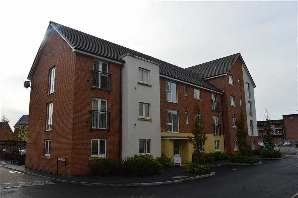 2 Bedrooms Apartment Flat for sale in Pottery Street, Swansea, SA1