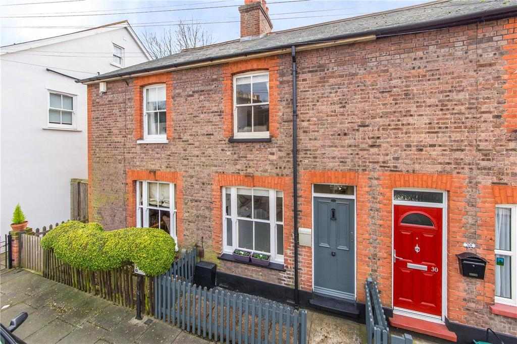 3 Bedrooms Terraced House for sale in Church Street, St. Albans, Hertfordshire