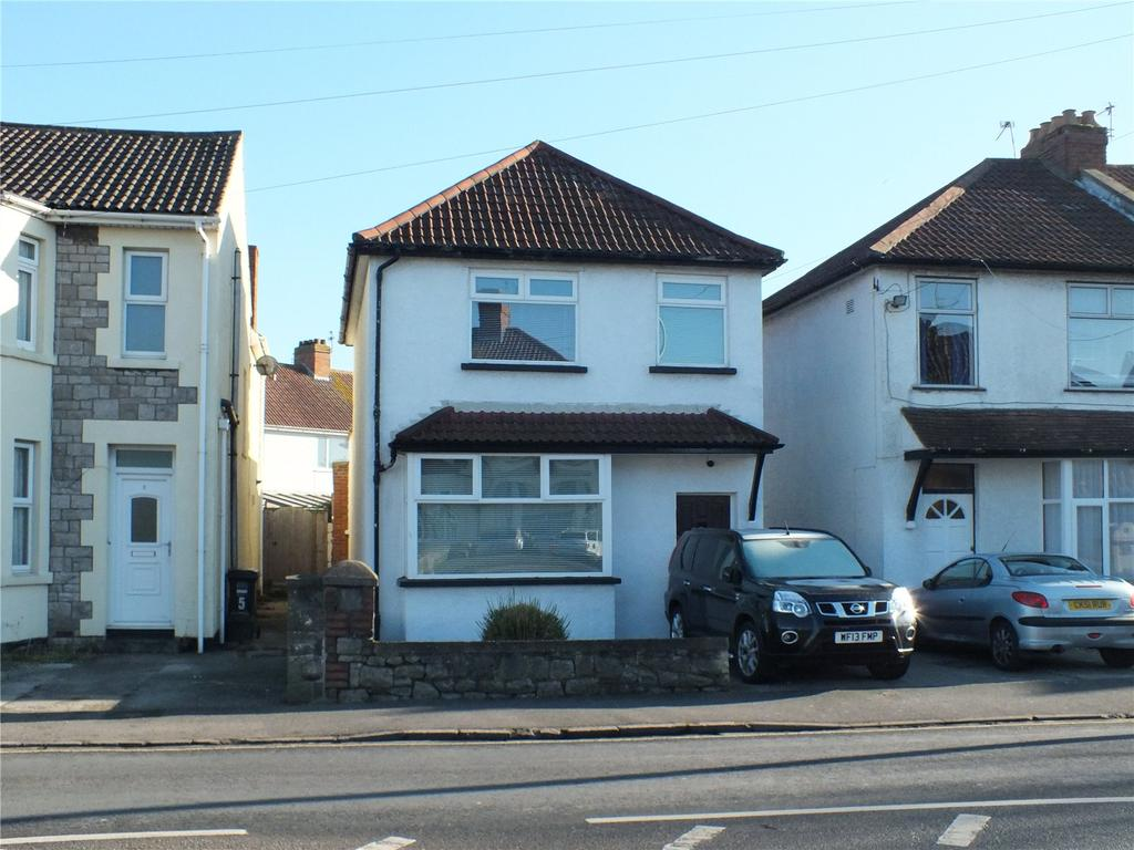 3 Bedrooms Detached House for sale in Devonshire Road, Weston-Super-Mare, North Somerset, BS23