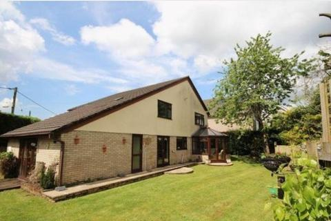 4 bedroom detached house for sale - Wellfield Road, Marshfield, Cardiff. CF3