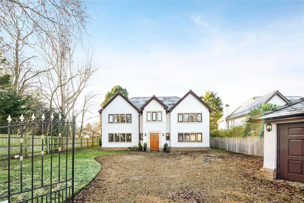 5 Bedrooms Detached House for sale in Burton Road, Rossett, Wrexham, Clwyd, LL12