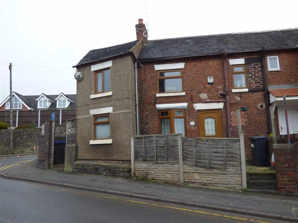 2 Bedrooms Terraced House for sale in 81, Queen Street, Cheadle