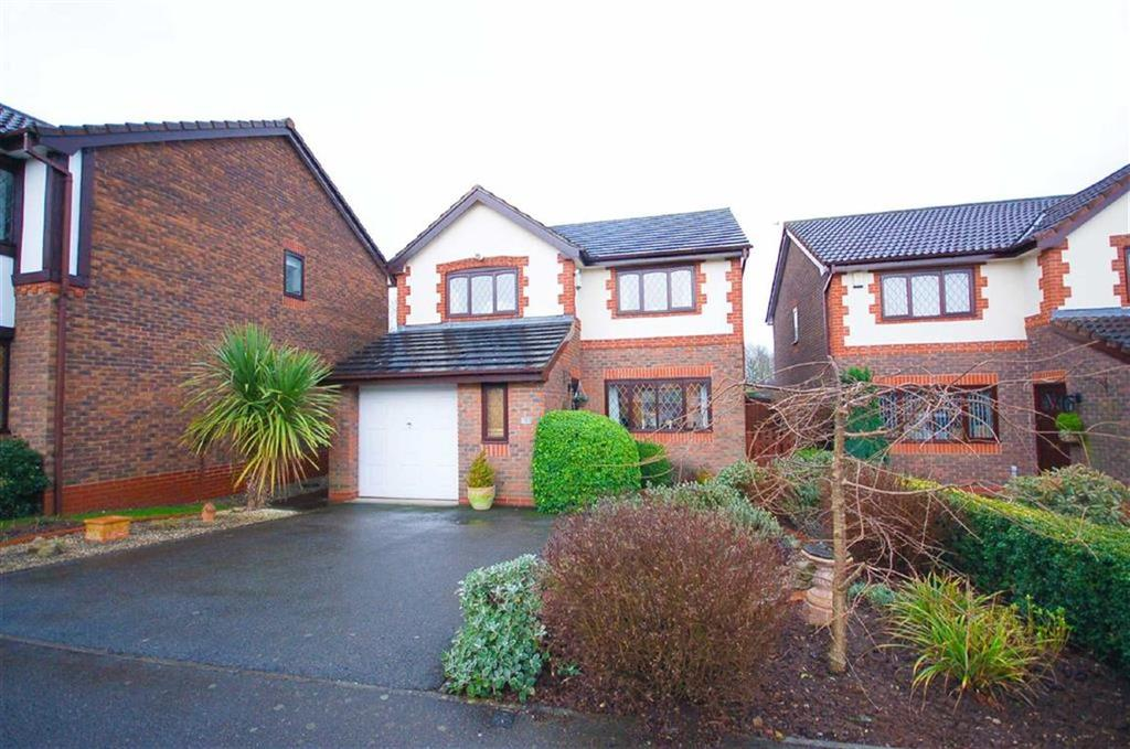 4 Bedrooms Detached House for sale in Hawkshead Close, Gamston