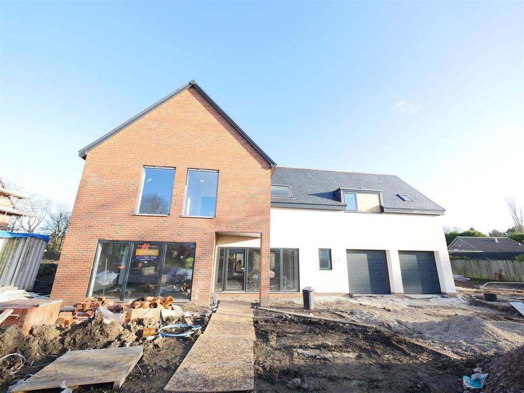5 Bedrooms Detached House for sale in Belford House, Ashbrooke, Sunderland