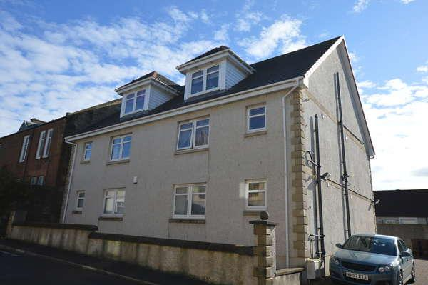 2 Bedrooms Flat for sale in 57 Wellpark Road, Saltcoats, KA21 5LH