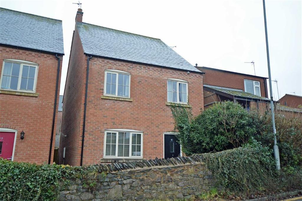 4 Bedrooms Detached House for sale in Ratby Road, Groby