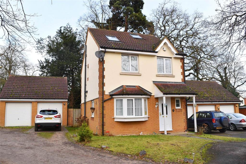 4 Bedrooms Detached House for sale in Oakridge Park, Billington Road