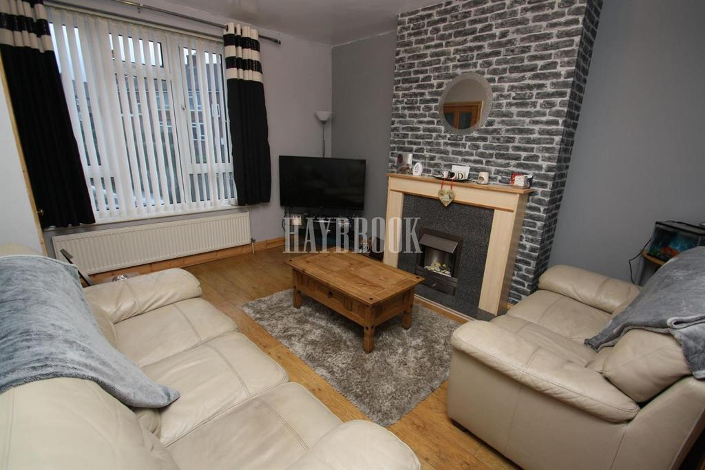 2 Bedrooms End Of Terrace House for sale in Fishponds Road, Woodthorpe, S13