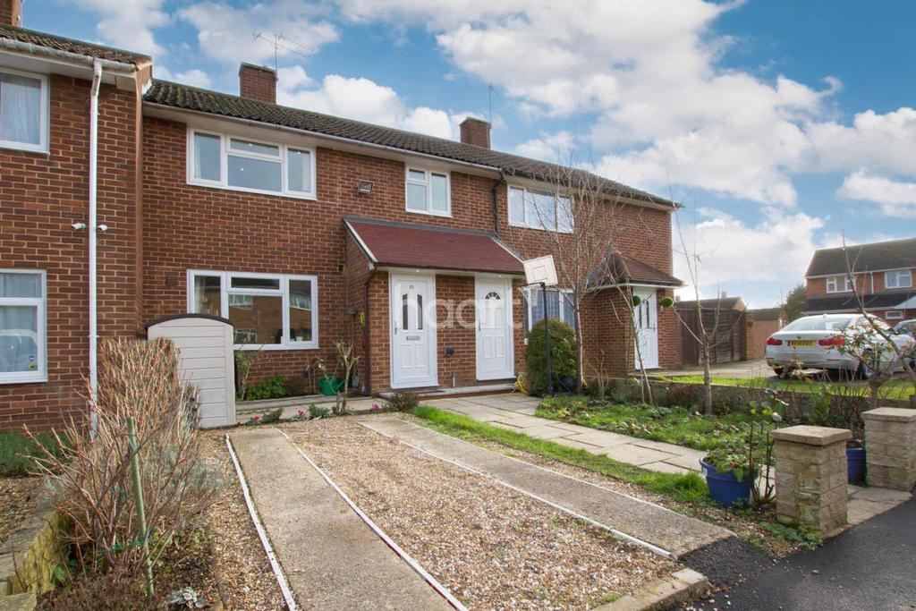 4 Bedrooms Terraced House for sale in Springfield Road, Hemel Hempstead, HP2