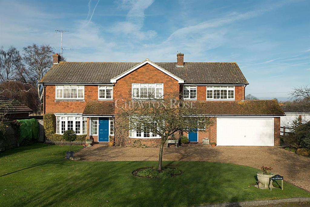 5 Bedrooms Detached House for sale in Ockham