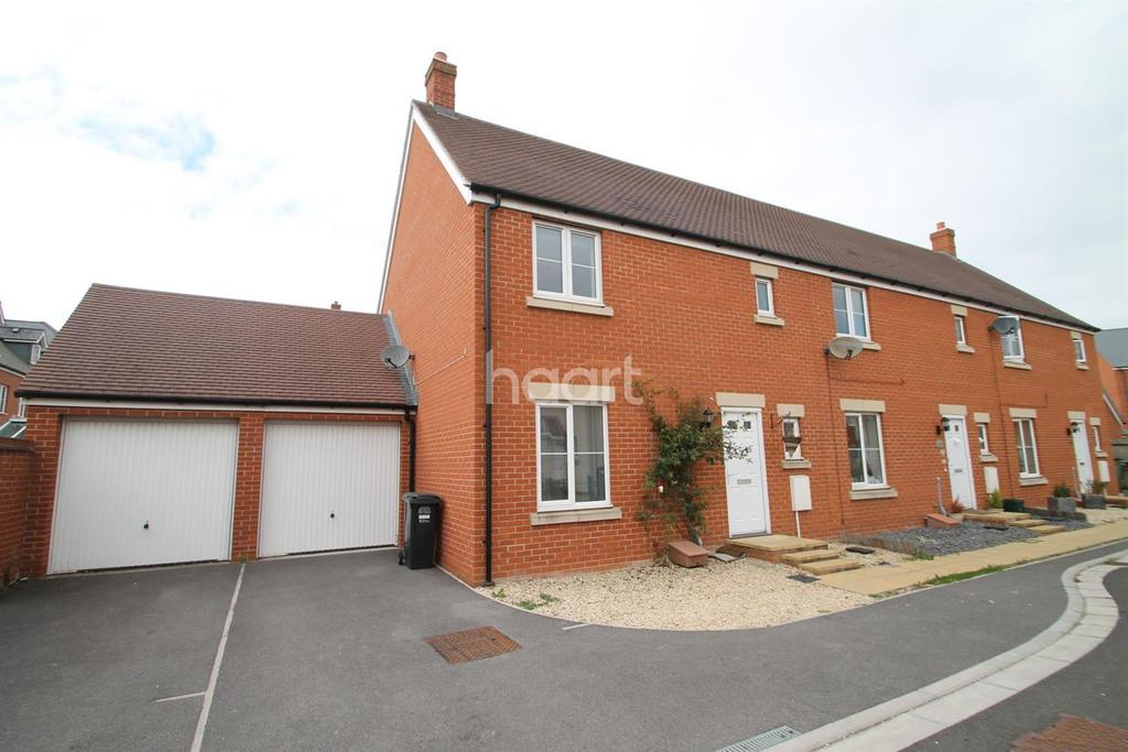 3 Bedrooms End Of Terrace House for sale in West Wick