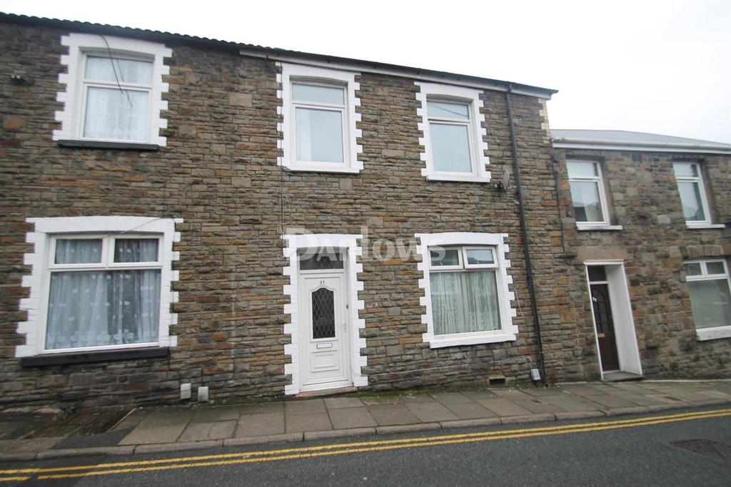 6 Bedrooms Terraced House for sale in Wood Road, Treforest