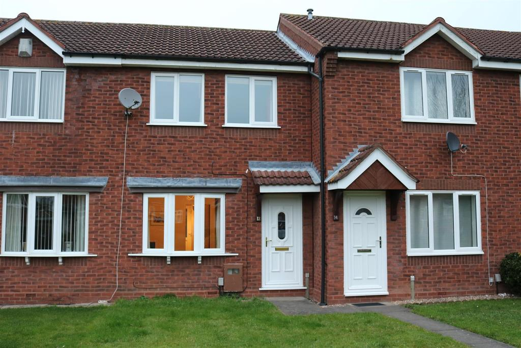 2 Bedrooms Terraced House for sale in Lawrence Court, Tamworth