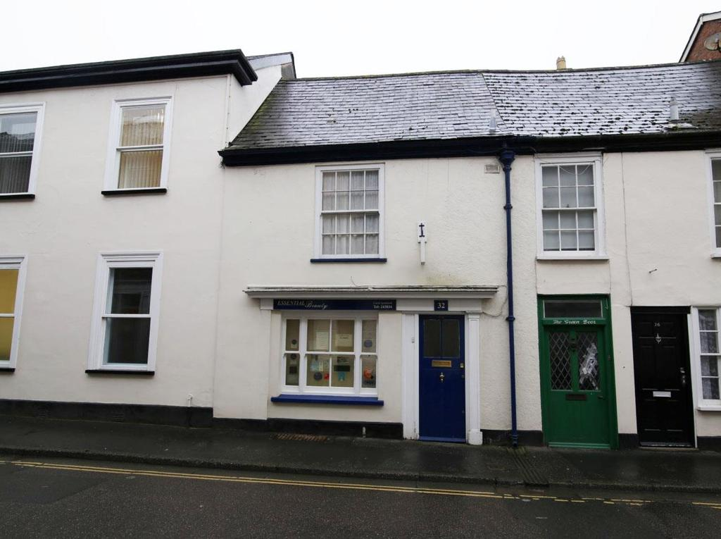 2 Bedrooms House for sale in St. Peter Street, Tiverton