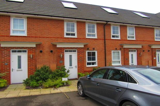 2 Bedrooms Terraced House for sale in Breconshire Gardens, Basford, Nottingham, NG6
