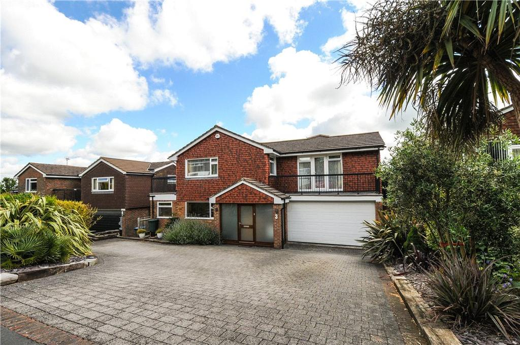 4 Bedrooms Detached House for sale in The Ridings, Bramber, Steyning, West Sussex, BN44