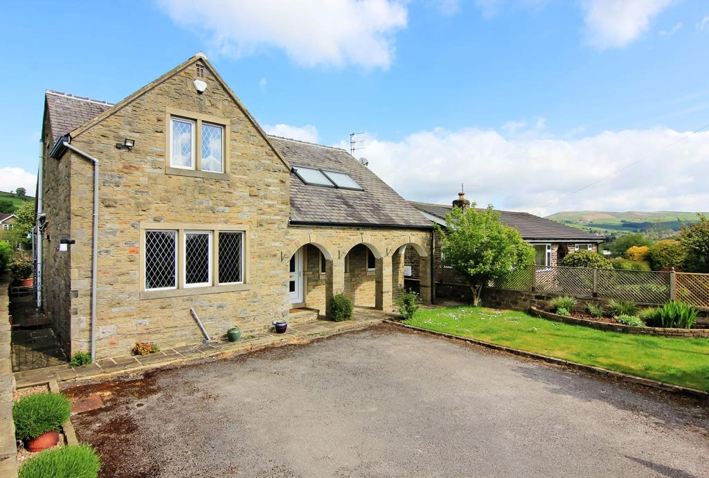 5 Bedrooms Detached House for sale in Cherry Trees, Moorfoot Lane, Cononley,