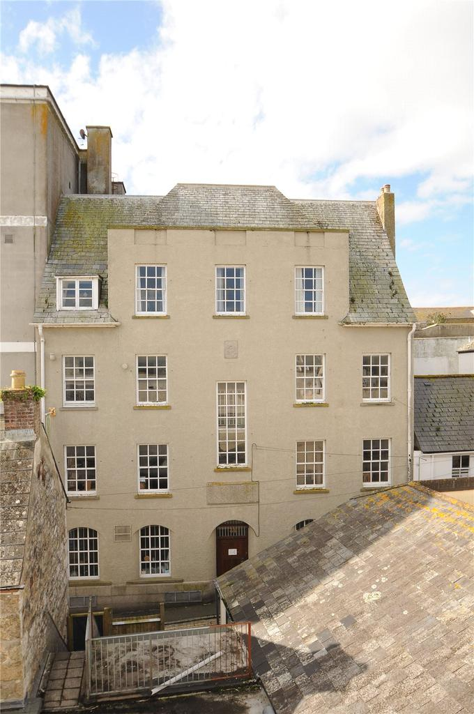 5 Bedrooms Apartment Flat for sale in The Exchange Building, 43 New Street, Penzance, Cornwall, TR18