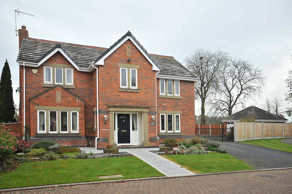 5 Bedrooms Detached House for sale in Hinchley Close, Hartford