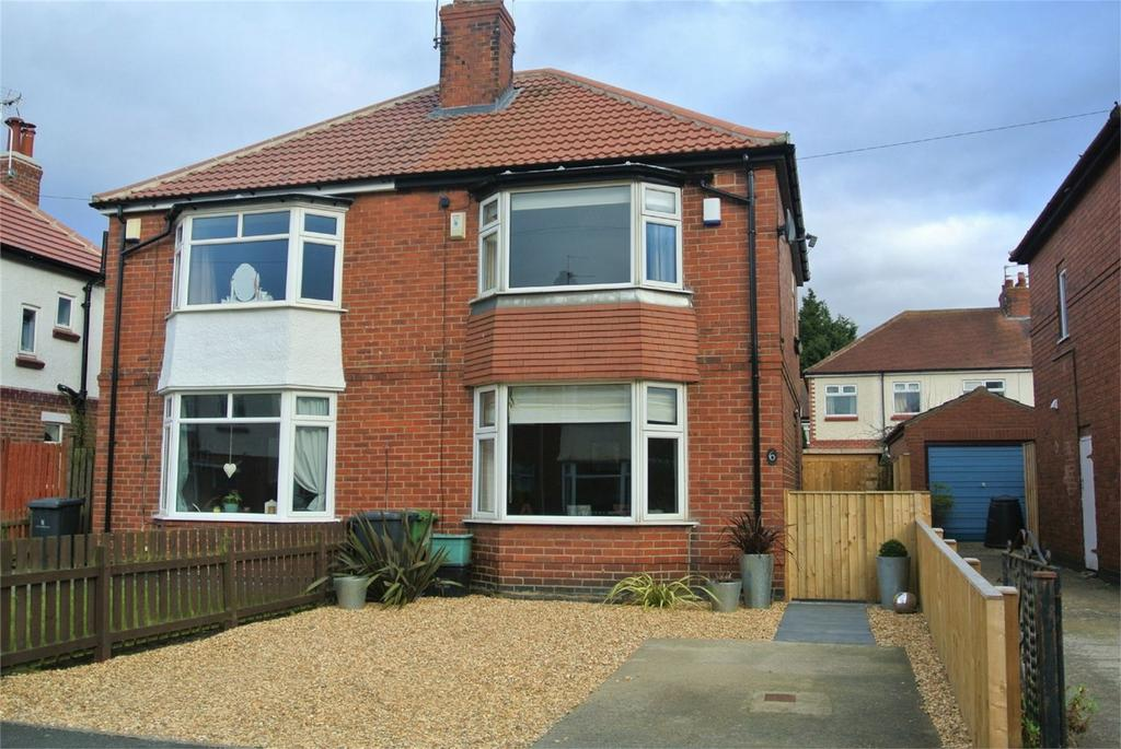 2 Bedrooms Semi Detached House for sale in White House Dale, Tadcaster Road, YORK