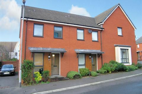 2 bedroom semi-detached house to rent - Bartley Wilson Way, Cardiff