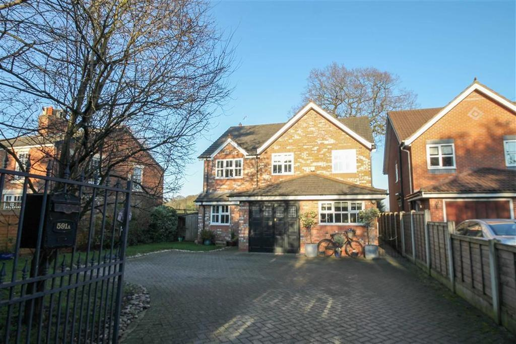 5 Bedrooms Detached House for sale in London Road, Davenham