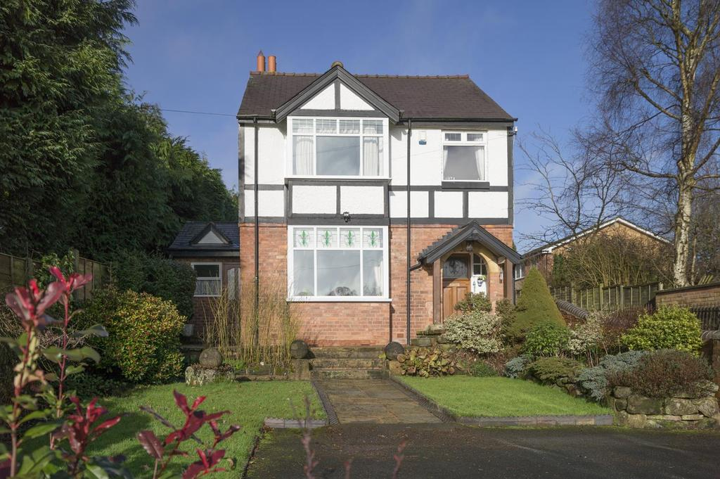 4 Bedrooms Detached House for sale in Blackwell Road, Barnt Green, Birmingham