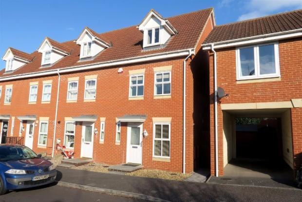 3 Bedrooms End Of Terrace House for sale in Stutts End, Cotford St Luke, Taunton TA4