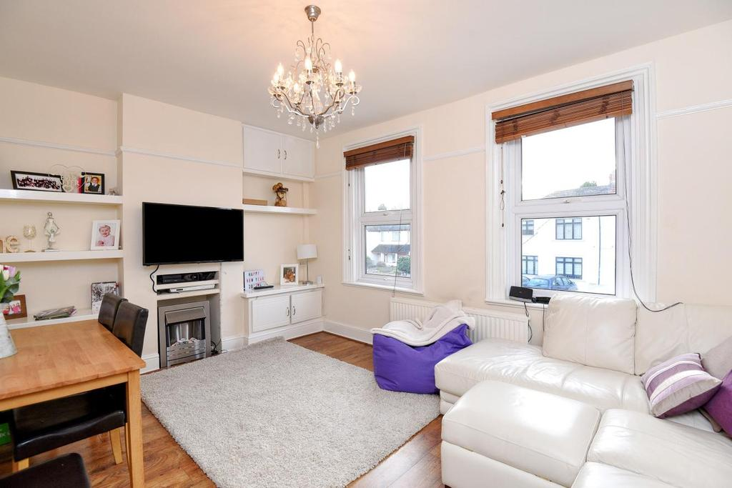 2 Bedrooms Flat for sale in Halfway Street, Sidcup, DA15