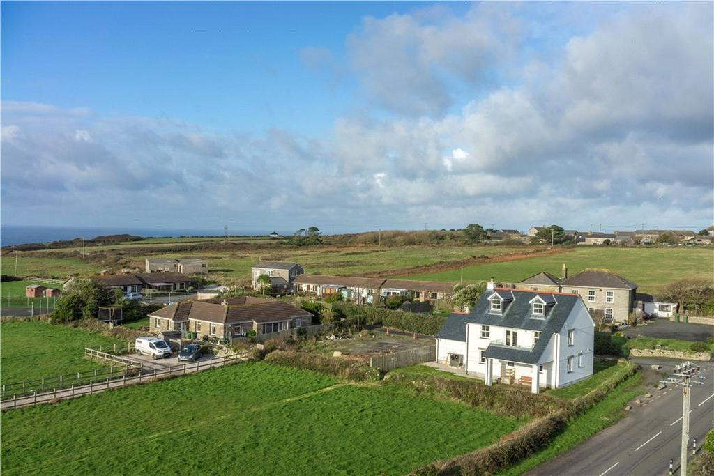 4 Bedrooms Detached House for sale in Sennen, Penzance, Cornwall, TR19