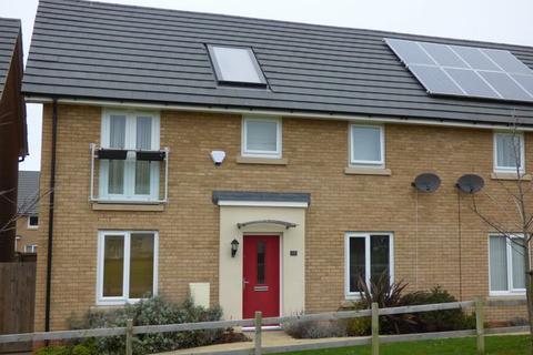 4 bedroom semi-detached house to rent - Carey Close, ELY, Cambridgeshire, CB7