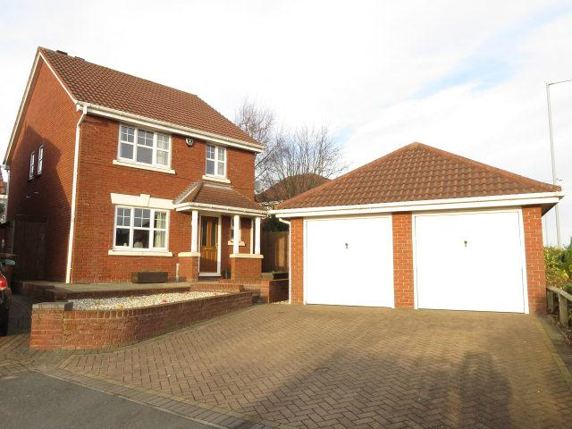 4 Bedrooms Detached House for sale in Pembury Close,Streetly,Sutton Coldfield