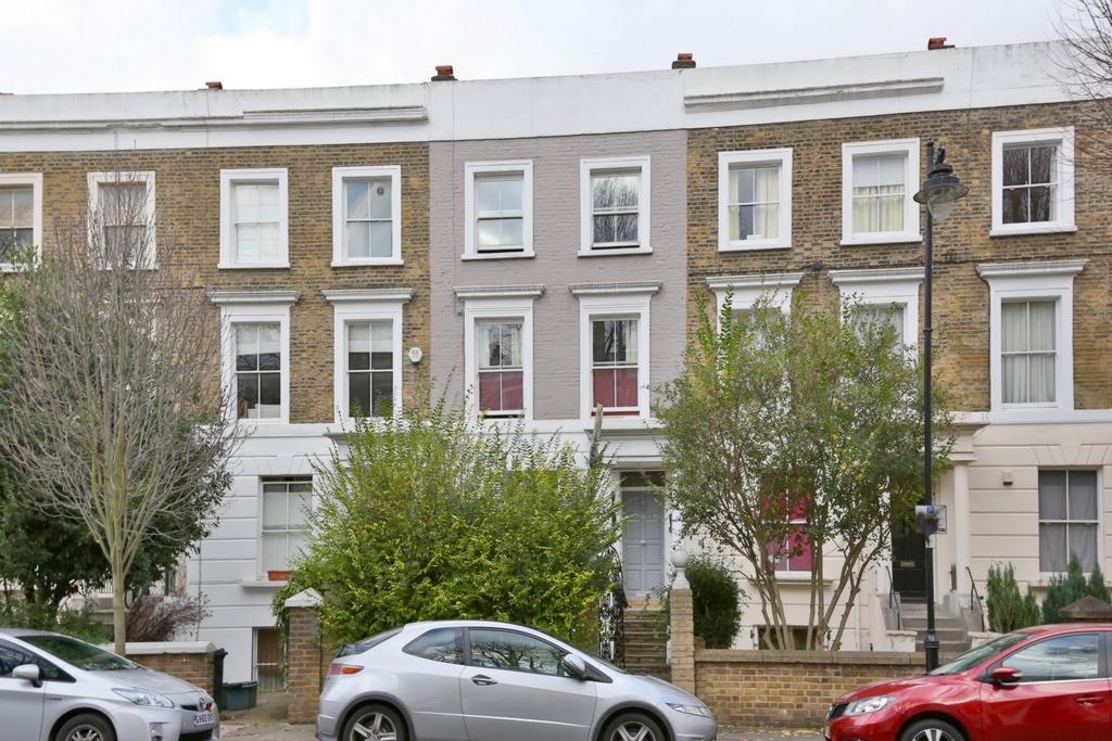4 Bedrooms House for sale in Elmore Street, Islington, N1