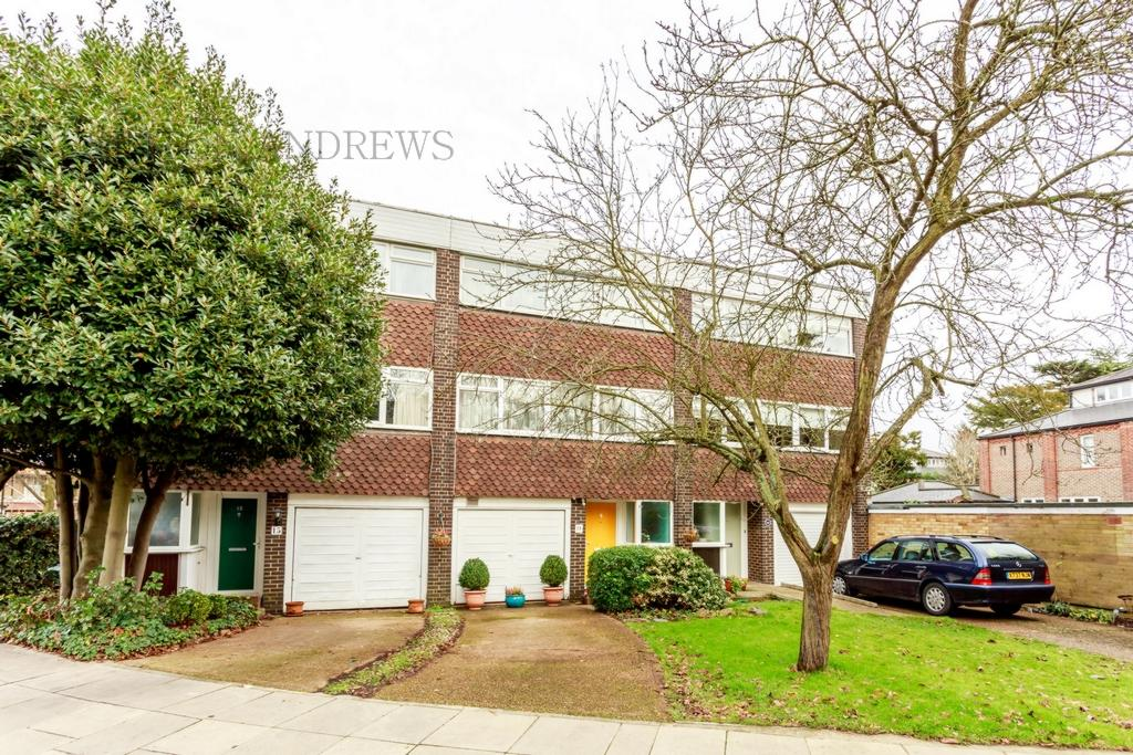 3 Bedrooms Town House for sale in The Knoll, Ealing, W13