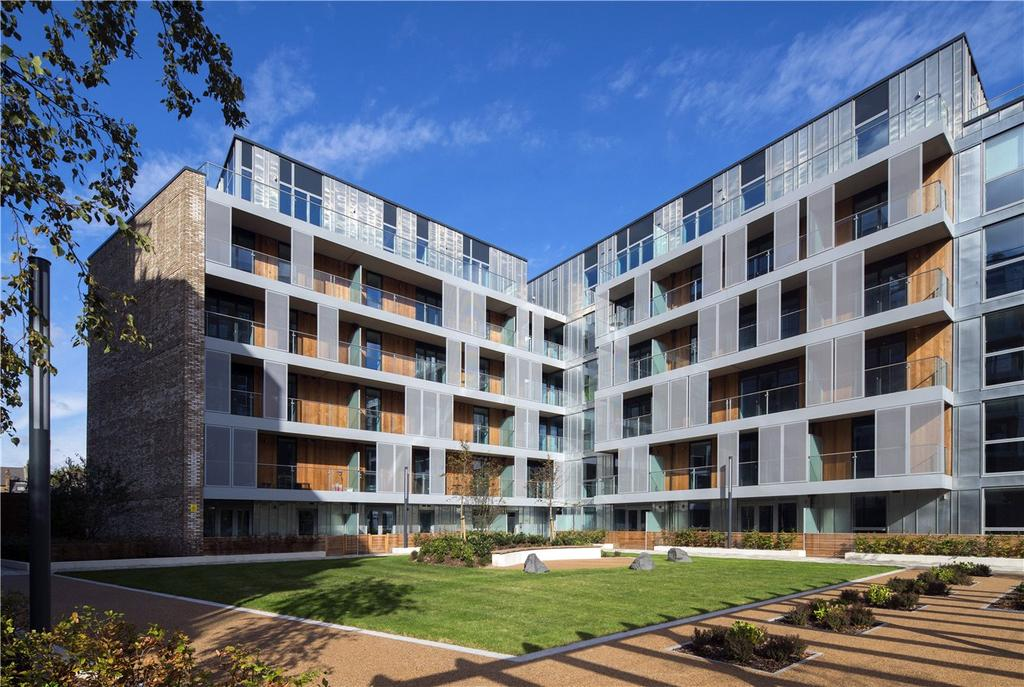 2 Bedrooms Flat for sale in Birchside Apartments, 1 Albert Road, Queens Park, NW6
