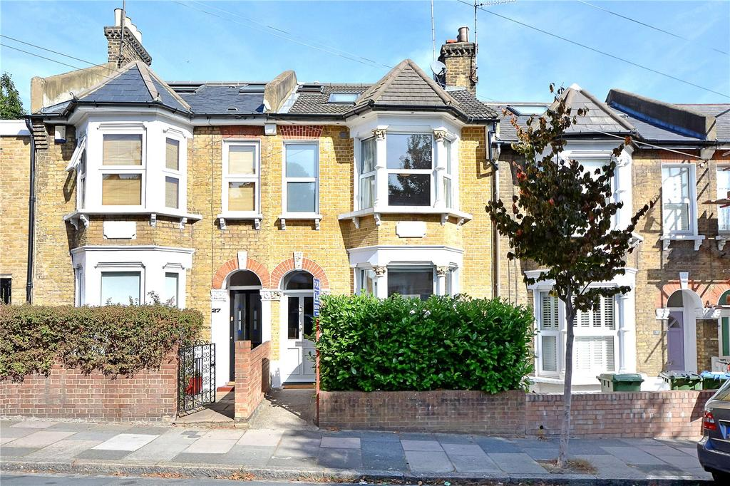 4 Bedrooms Terraced House for sale in Ormiston Road, Greenwich, London