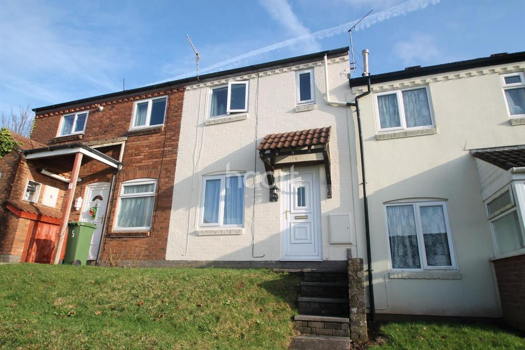 1 Bedroom Terraced House for sale in Twmbarlwm Close, Risca