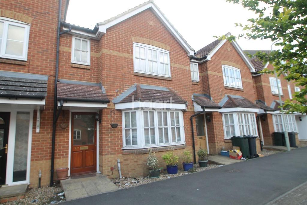 3 Bedrooms Terraced House for sale in Fairview Drive, Willesborough, TN24
