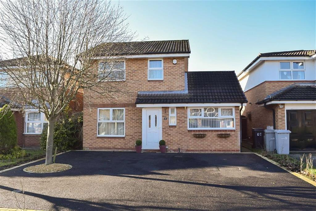 3 Bedrooms Detached House for sale in Bunbury Close