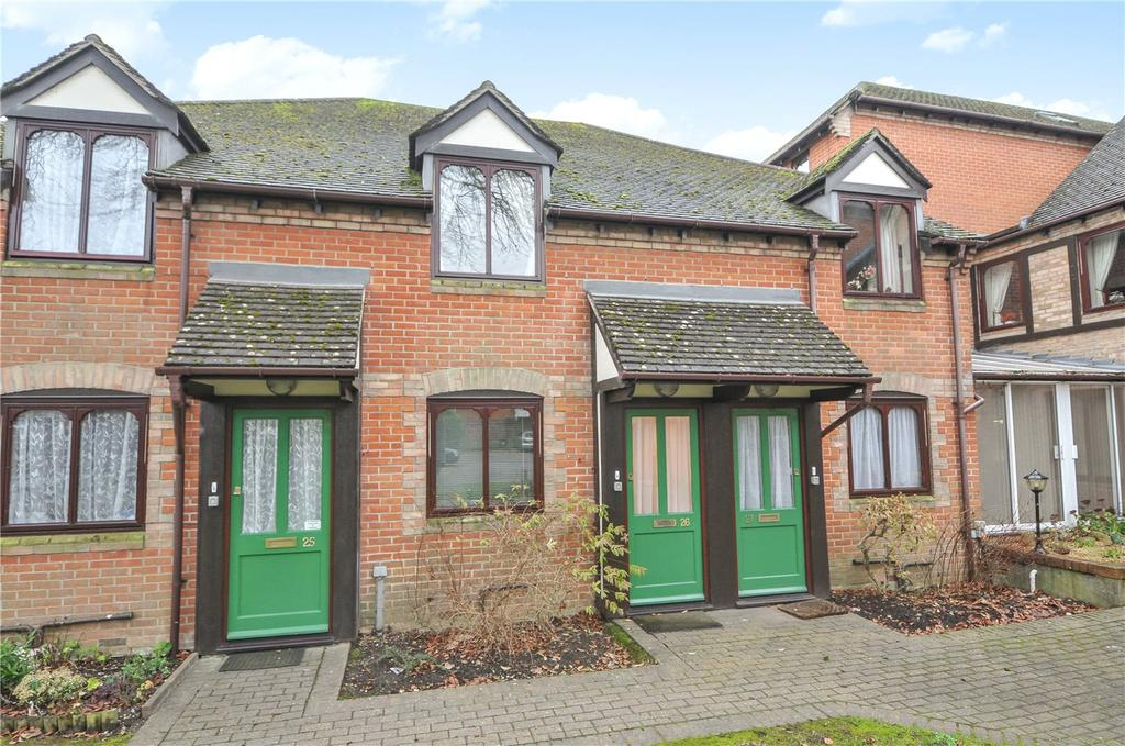 2 Bedrooms Retirement Property for sale in Sylvaner Court, Vyne Road, Basingstoke, RG21