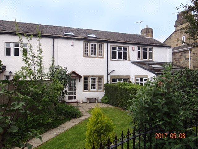 3 Bedrooms Terraced House for sale in Brookhouse Gardens, Parkin Lane, Apperley Bridge