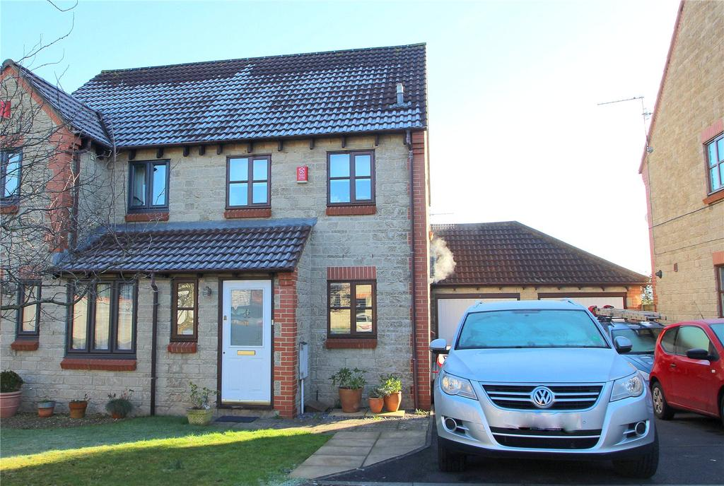 3 Bedrooms Semi Detached House for sale in Argus Court, Bedminster, BRISTOL, BS3