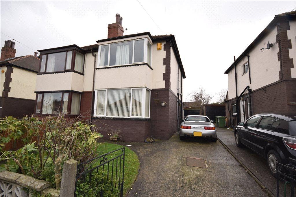 3 Bedrooms Semi Detached House for sale in Amberton Road, Leeds