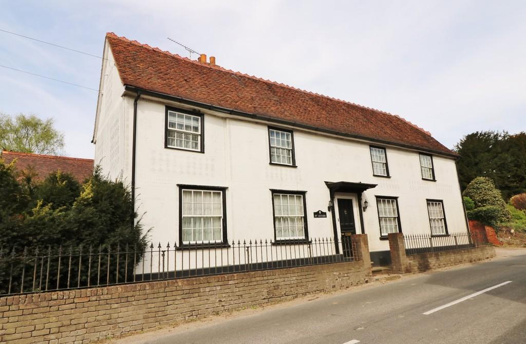 4 Bedrooms Detached House for sale in Braughing