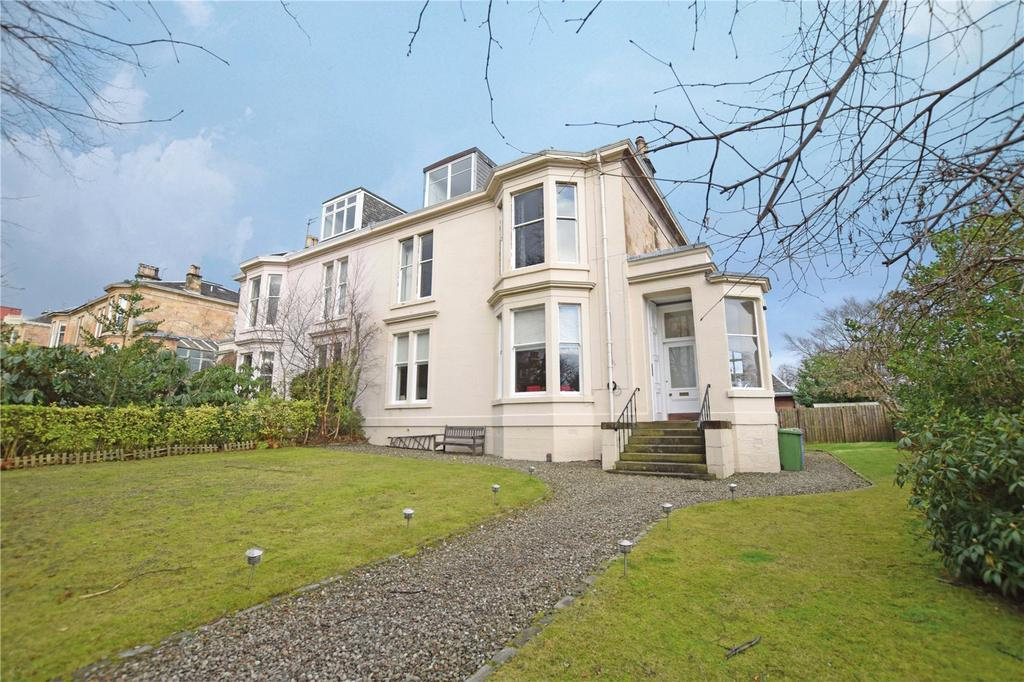 2 Bedrooms Apartment Flat for sale in 2nd Floor Conversion, Cleveden Drive, Kelvinside, Glasgow