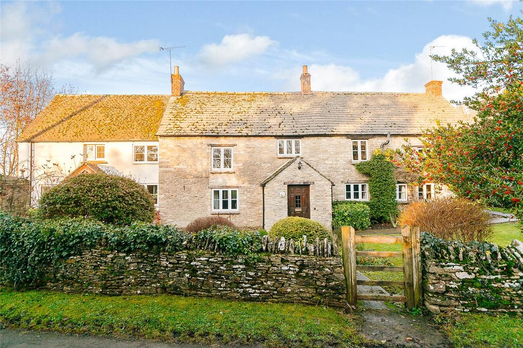 5 Bedrooms Detached House for sale in White Oak Green, Hailey, Witney, Oxfordshire