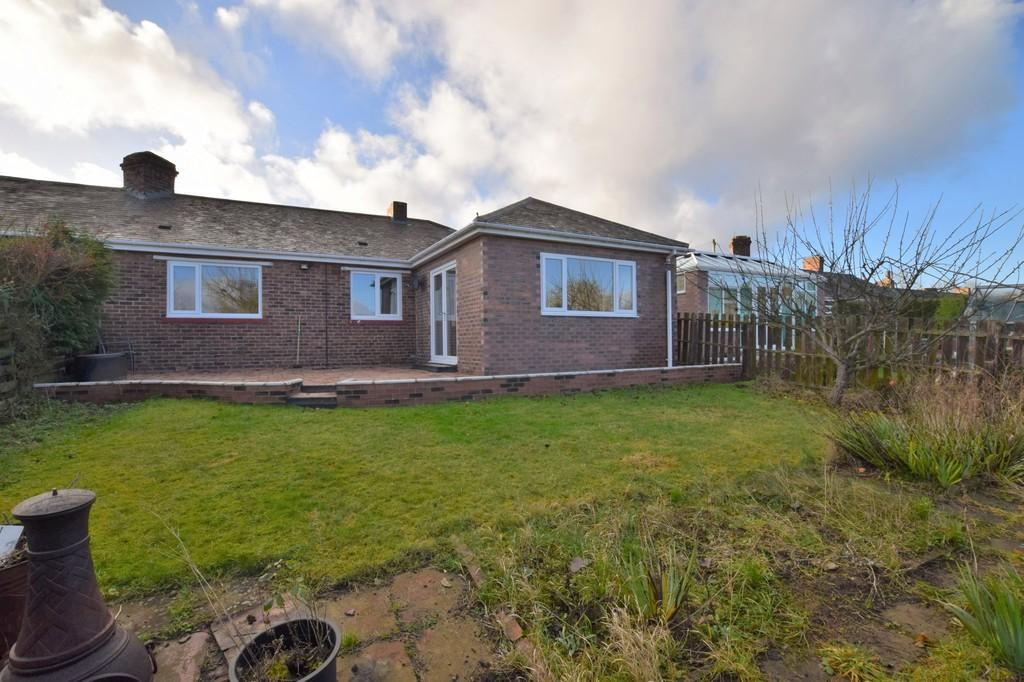 3 Bedrooms Terraced Bungalow for sale in The Bungalows, Tanfield Lea, Stanley